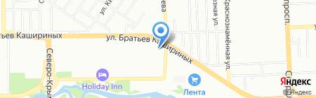 ЭкоЛандшафт на карте Челябинска