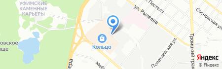 Arina Мебель на карте Челябинска