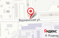 Схема проезда до компании Мегаком в Челябинске