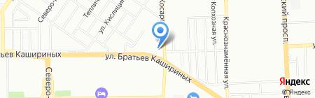 Урал-комп на карте Челябинска