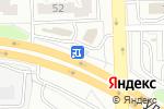 Схема проезда до компании Магазин цветов в Челябинске