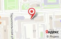 Схема проезда до компании Агротехсервис в Челябинске