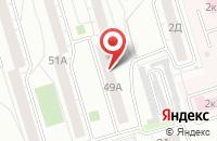 Схема проезда до компании Нефтеком в Челябинске