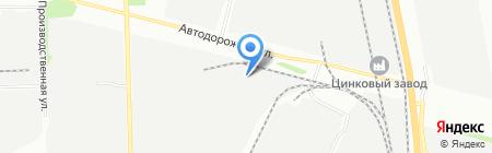 Строй-сам на карте Челябинска