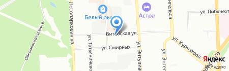 Стройэкспресс на карте Челябинска