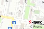 Схема проезда до компании Продуктовый магазин на ул. Чехова в Челябинске