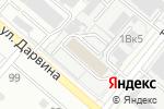 Схема проезда до компании Регион Плюс в Челябинске