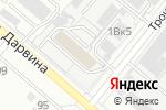 Схема проезда до компании Проминструмент в Челябинске