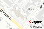 Схема проезда до компании Napoleon it в Челябинске