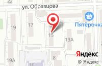 Схема проезда до компании Брэнд Менеджмент Консалтинг в Челябинске