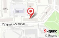 Схема проезда до компании Ваш Бренд в Челябинске