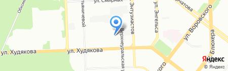 АроМания на карте Челябинска