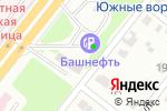 Схема проезда до компании 5 колесо в Челябинске