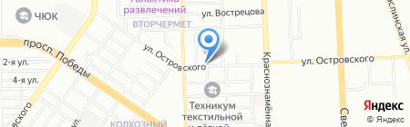 ЧелябСпецТранс на карте Челябинска