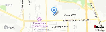 Новый век на карте Челябинска