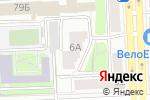 Схема проезда до компании Спец МС-плюс в Челябинске
