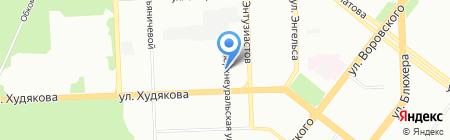 Территория Недвижимости на карте Челябинска