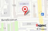 Схема проезда до компании Инженерное Дело в Челябинске