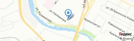 Женская консультация Клиника на карте Челябинска
