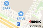 Схема проезда до компании Jeansofamerica в Челябинске
