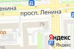 Схема проезда до компании ЭнергоСетьСервис-Югра в Челябинске