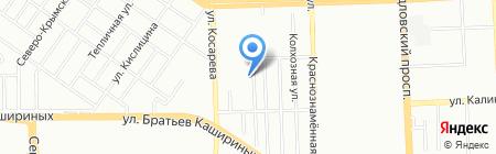 ДариО на карте Челябинска