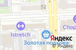 Схема проезда до компании СибСталь-Челябинск в Челябинске