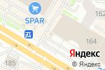 Схема проезда до компании Кадастровый центр в Челябинске