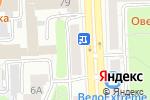 Схема проезда до компании Триколор ТВ в Челябинске