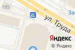 Схема проезда до компании Extreme look в Челябинске