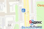 Схема проезда до компании Snowimage в Челябинске
