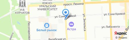 МеталлСтройСервис на карте Челябинска