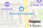 Схема проезда до компании Дачный сезон в Челябинске