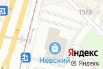 Схема проезда до компании СуперЦены в Челябинске