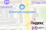 Схема проезда до компании Дом Бухгалтера в Челябинске