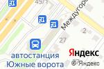 Схема проезда до компании Магазин косметики и бытовой химии в Челябинске