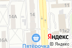 Схема проезда до компании ЗдравСити в Челябинске