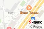 Схема проезда до компании Шик в Челябинске