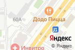 Схема проезда до компании Дубровские колбасы в Челябинске