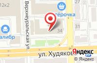 Схема проезда до компании Медиа-Пресс в Челябинске