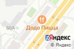 Схема проезда до компании Блик в Челябинске