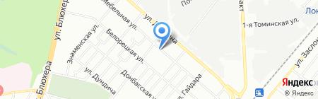 Стиль на карте Челябинска