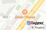 Схема проезда до компании Floranz в Челябинске