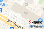 Схема проезда до компании ЮжУралБТИ в Челябинске
