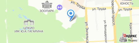 Уральская Федерация Айкидо на карте Челябинска