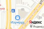 Схема проезда до компании Tele2 в Челябинске