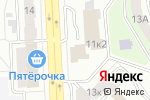 Схема проезда до компании СтройТрансМиссия в Челябинске