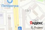 Схема проезда до компании Sun Fitness в Челябинске