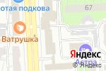 Схема проезда до компании Кабинет психолога Штраховой А.В. в Челябинске