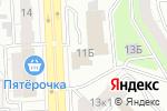 Схема проезда до компании Адвокатский кабинет Протасова В.А. в Челябинске